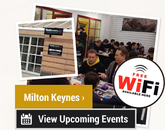Wargames Workshop Milton Keynes